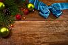크리스마스 공 및 활 | Stock Foto