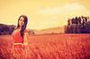 ID 3914370 | What Dreams May Come. Rural female portrait | Foto mit hoher Auflösung | CLIPARTO
