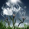 Abstrakt alternative Energie Hintergründe für Ihre | Stock Foto