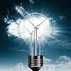 New Energy Generation. Abstrakt Umwelt | Stock Foto