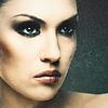 ID 3915020 | Erwachsene schöne Frau stilvollen Portrait. Die Struktur der Haut | Foto mit hoher Auflösung | CLIPARTO