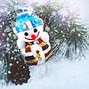 ID 4075833 | Abstract Weihnachten Hintergrund für Ihr Design | Foto mit hoher Auflösung | CLIPARTO