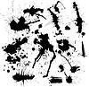 Tintenfleck | Stock Vektrografik