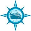 Passenger Frachtschiff Ocean Liner Compass
