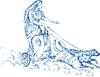 Freya nordische Göttin der Liebe und Schönheit