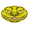 Viper Snake Schlangen-Kopf