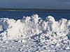 ID 3944523 | Schneewehe am See | Foto mit hoher Auflösung | CLIPARTO