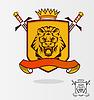 Löwe Wappen