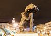 ID 3986843 | Bär und Baum Madrono an der Puerta del Sol | Foto mit hoher Auflösung | CLIPARTO