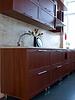 ID 3995359 | Neue Küchenmöbel. Küche Schrank und Tisch | Foto mit hoher Auflösung | CLIPARTO