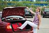 ID 4003037   Frau packt ihre Gepäck in Auto   Foto mit hoher Auflösung   CLIPARTO