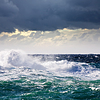 High sea wave during storm | Stock Foto
