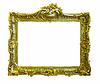 Ramki na zdjęcia złota | Stock Foto