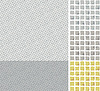 Nahtlose Textur der quadratischen Form Gehwegplatten
