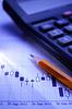 Rechnungswesen und Statistik | Stock Foto