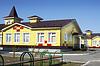 ID 4066718 | Der neue Kindergarten in der Polar Zori | Foto mit hoher Auflösung | CLIPARTO
