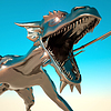 ID 4280726 | Ruler von Wetter und Wasser - Drachen | Illustration mit hoher Auflösung | CLIPARTO