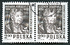 ID 4286231 | Eleanor Roosevelt on Polish vintage stamp | 높은 해상도 사진 | CLIPARTO