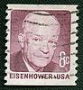 ID 4286651 | Eisenhower auf US-Vintage-Poststempel | Foto mit hoher Auflösung | CLIPARTO