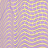 Background pattern in square purple and yellow. | Stock Vector Graphics