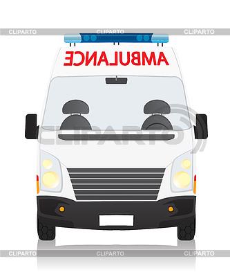 Ambulans | Stockowa ilustracja wysokiej rozdzielczości |ID 3780748