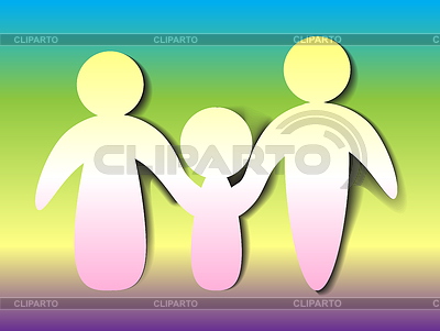 Icon von Familie | Illustration mit hoher Auflösung |ID 3727969