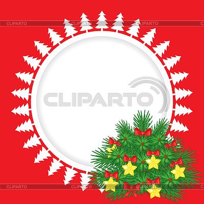 Boże Narodzenie w tle | Klipart wektorowy |ID 3901225