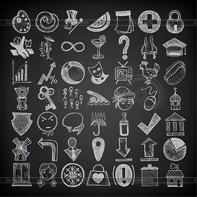 Иконки на черном фоне, бесплатные фото ...: pictures11.ru/ikonki-na-chernom-fone.html