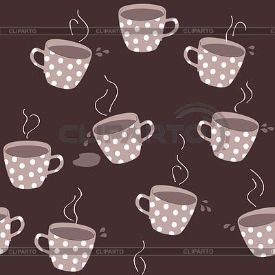 Фото пирожных и чая