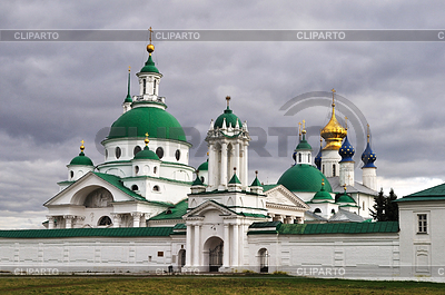 在罗斯托夫大救世主修道院Yakovlevsky | 高分辨率照片 |ID 3721188