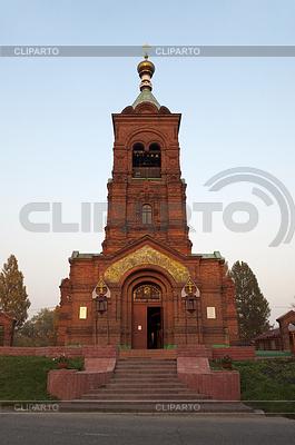 Orthodoxe Kirche in Petuschki, Russland | Foto mit hoher Auflösung |ID 3721212