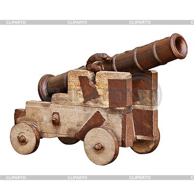 Średniowieczna broń artyleryjska | Foto stockowe wysokiej rozdzielczości |ID 3800364
