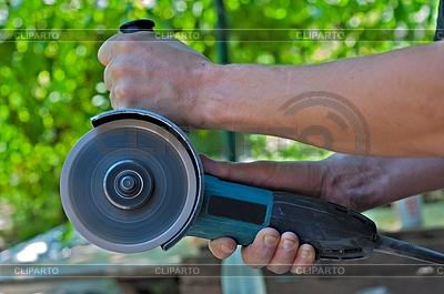 Winkelschleifer | Foto mit hoher Auflösung |ID 3872450