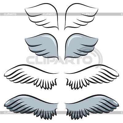 клипарт крылья ангела: