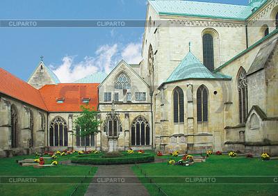 Katedra Świętego Pawła Muenster | Foto stockowe wysokiej rozdzielczości |ID 4071376