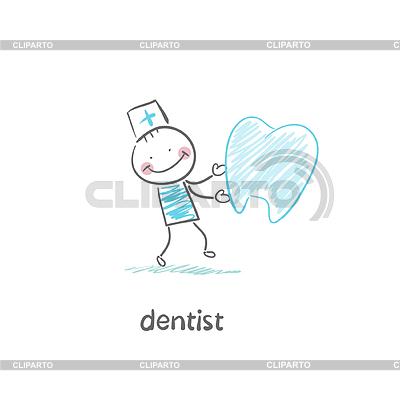 Dentist | Klipart wektorowy |ID 3755602