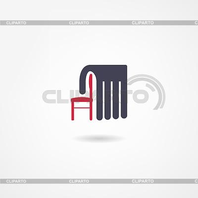 Hocker icon | Illustration mit hoher Auflösung |ID 3893301