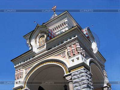 Russian architecture | Foto stockowe wysokiej rozdzielczości |ID 4004348