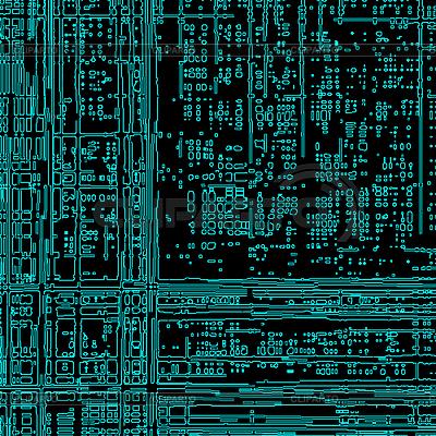 Компьютер микросхемы