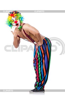 Zabawna Klaun | Foto stockowe wysokiej rozdzielczości |ID 3863185