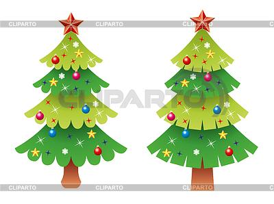 Weihnachtsbaum | Stock Vektorgrafik |ID 4060999