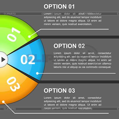 Nowoczesny Design template | Klipart wektorowy |ID 3937959