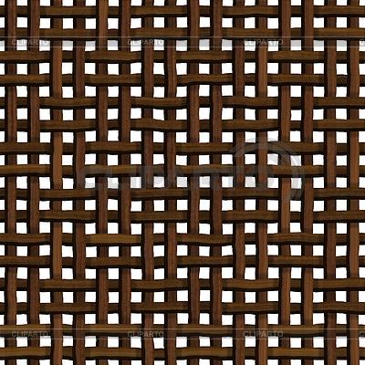 Wood weave. Seamless texture | Stockowa ilustracja wysokiej rozdzielczości |ID 3710908
