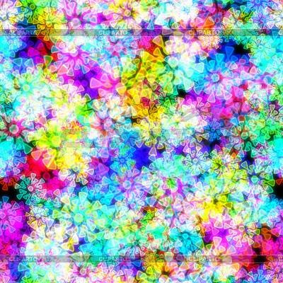 Neon bez szwu tła abstrakcyjna | Stockowa ilustracja wysokiej rozdzielczości |ID 3892498