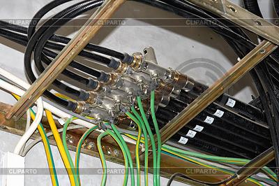 Antennenkabel Anbieter | Foto mit hoher Auflösung |ID 4053689