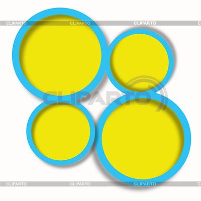 Schöne helle abstrakte Web-Design | Illustration mit hoher Auflösung |ID 3739129