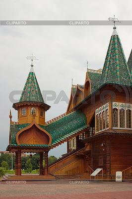 Palast des Zaren Alexej Michailowitsch | Foto mit hoher Auflösung |ID 3909198