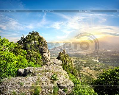 Berg Tal der Geister | Foto mit hoher Auflösung |ID 3844616