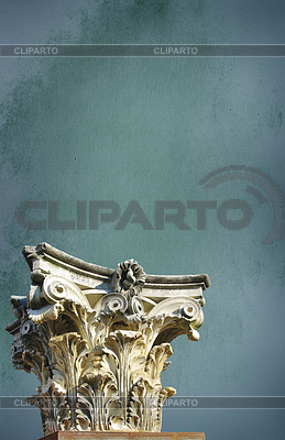 Antike griechische Spalte | Foto mit hoher Auflösung |ID 3905349