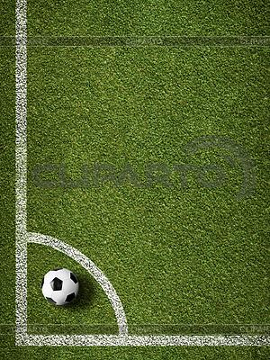 футбольное поле клипарт: